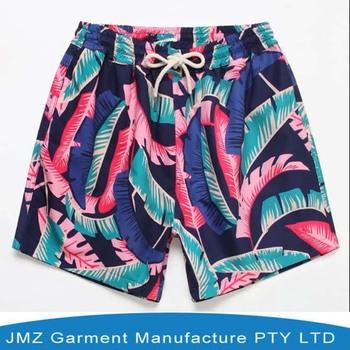 7b5d539689103 Swim Trunks 100% Polyester Mens Swim Short Personalised Design - Buy ...