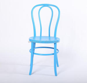 cheap resin PP thonet chair for rental