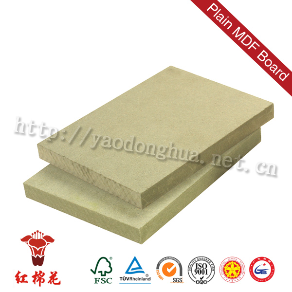 long lasting flame retardant hdf/mdf for all kinds of use