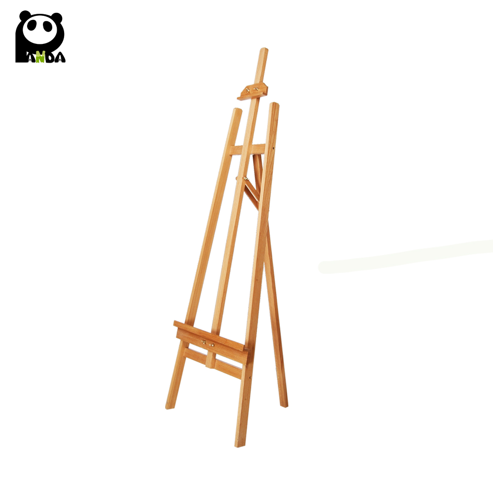 A type Frame folding art easels for painting