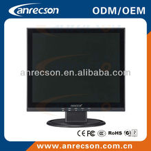17'' Desktop LCD Monitor for CCTV Video Monitoring