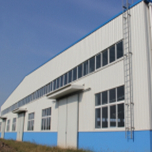 Low price construction building prefabricated steel storage warehouse