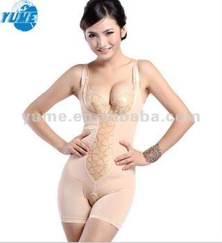 fad19642b56 Hot Women Beige Full Body Ardyss Body Shapertummy Slimmer