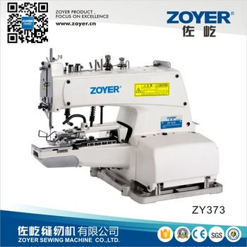 ZY373 Zoyer Hight Speed Button Attaching Industrial Sewing Machine