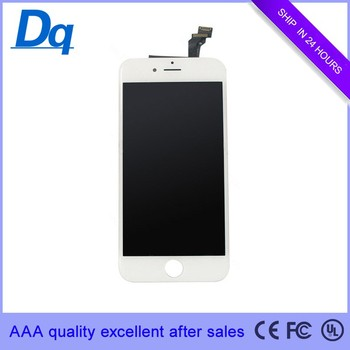 paypal accept for original for apple for iphone5s lcd touch screen for iphone 6 display buy. Black Bedroom Furniture Sets. Home Design Ideas