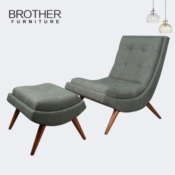 Famous Design Accent Chair With Footrest Living Room Kids Tub Chair
