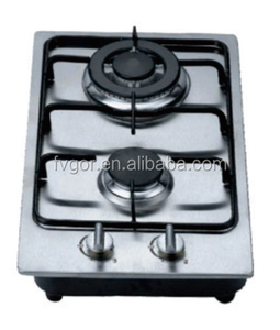 Fvgor 2 burner tabletop gas stove with high quality GS2S01