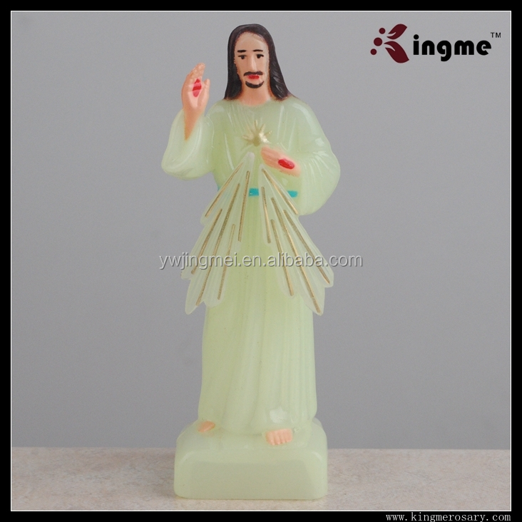 Yiwu Holy Jesus Sacred Heart Statue for Roman Catholic