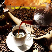 healthy slim coffee slim beauty product green coffee bean weight loss