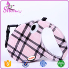 Extensible Retractable Dog Leash Professional Pet Belt Tape Ribbon Leash for Mudium & Large Dogs One Button Break & Lock