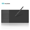 NEWEST! Huion G10T Artist and kids Graphic diy drawing tablet with touch function