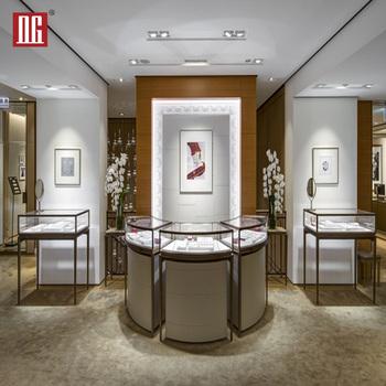 Attractive Jewelry Store Showroom Interior Design Ideas Buy Interior Design Ideas Jewellery Shops Jewellery Showroom Interior Design Store Interior Design Product On Alibaba Com