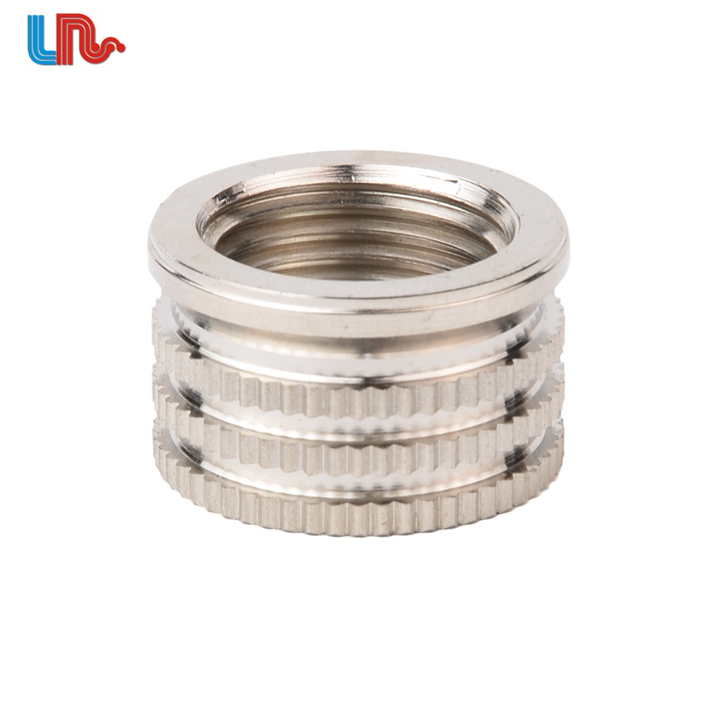 high quality brass PPR pipe fitting insert