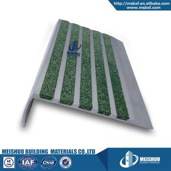 non slip aluminum tile stair tread nosing - Non Slip Stair Treads