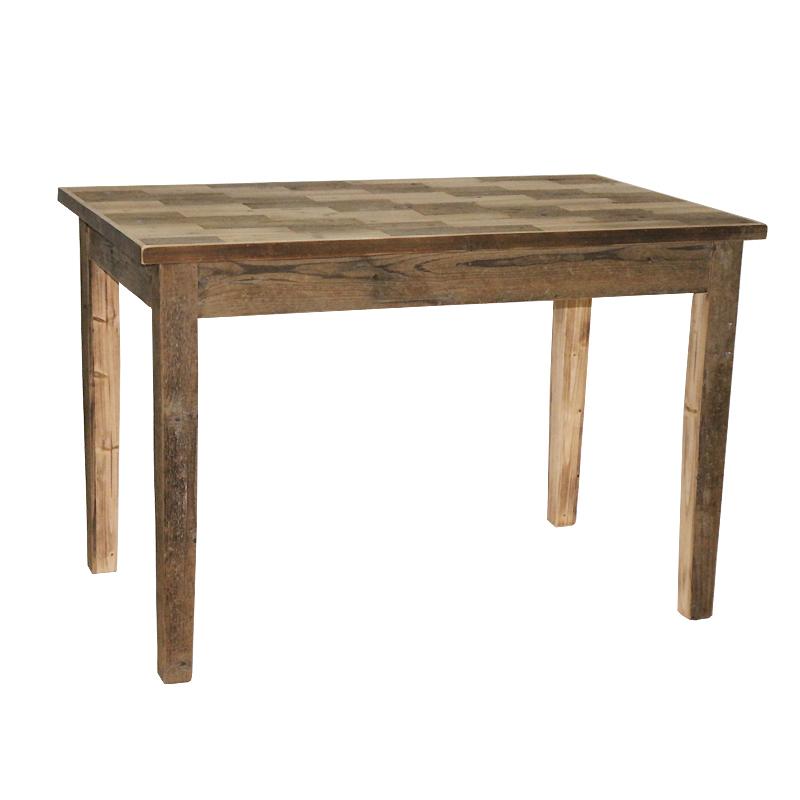 Table À Petit Bois Massif Manger Rustique Antique Ad XZwPTiuOk