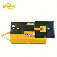 Factory price CNC automatic 4-12mm steel wire Stirrup bender/reinforcing rebar stirrup bending machine