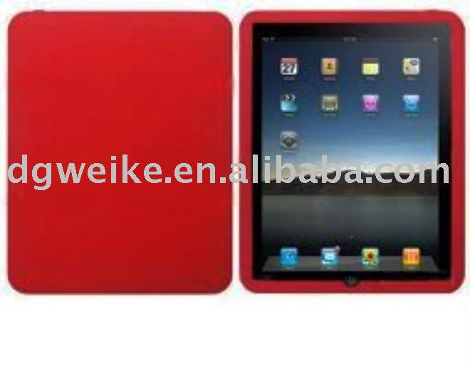 IPAD hot silicone case Fashion silicone case silicone cover
