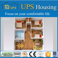 Ideal design for prefabricated house