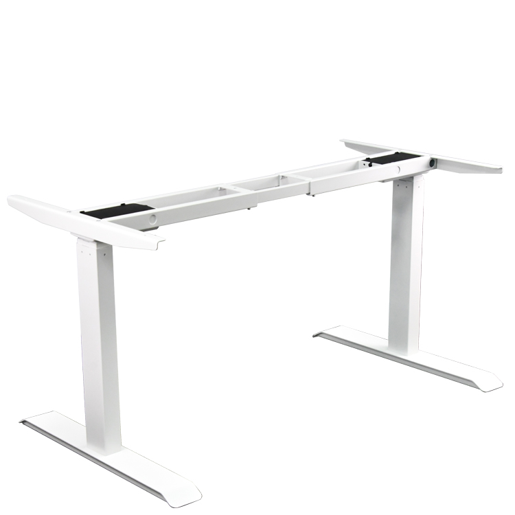 dual motors A2 office design used pneumatic Manuel Electric standing up desk