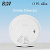 Wireless alarm smoke detector/sensor connect with GSM alarm system