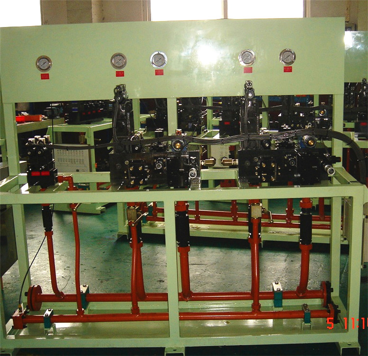 Trade Assurance Customized power pack unit hydraulic pump and ram