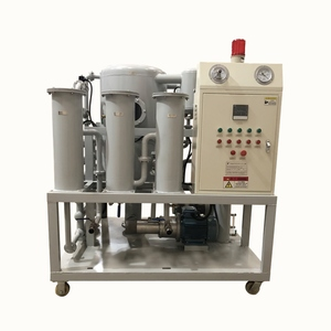 Double Stages Vacuum Insulating Oil Regeneration Model ZYD-100 Luxury Type Equipped with International Components
