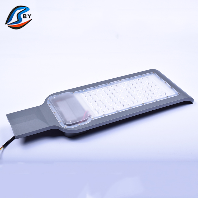 Alta lumen outdoor ip65 impermeabile 20 w 30 w 50 w 100 w ha condotto la lampada da giardino luce di via di alluminio prezzo