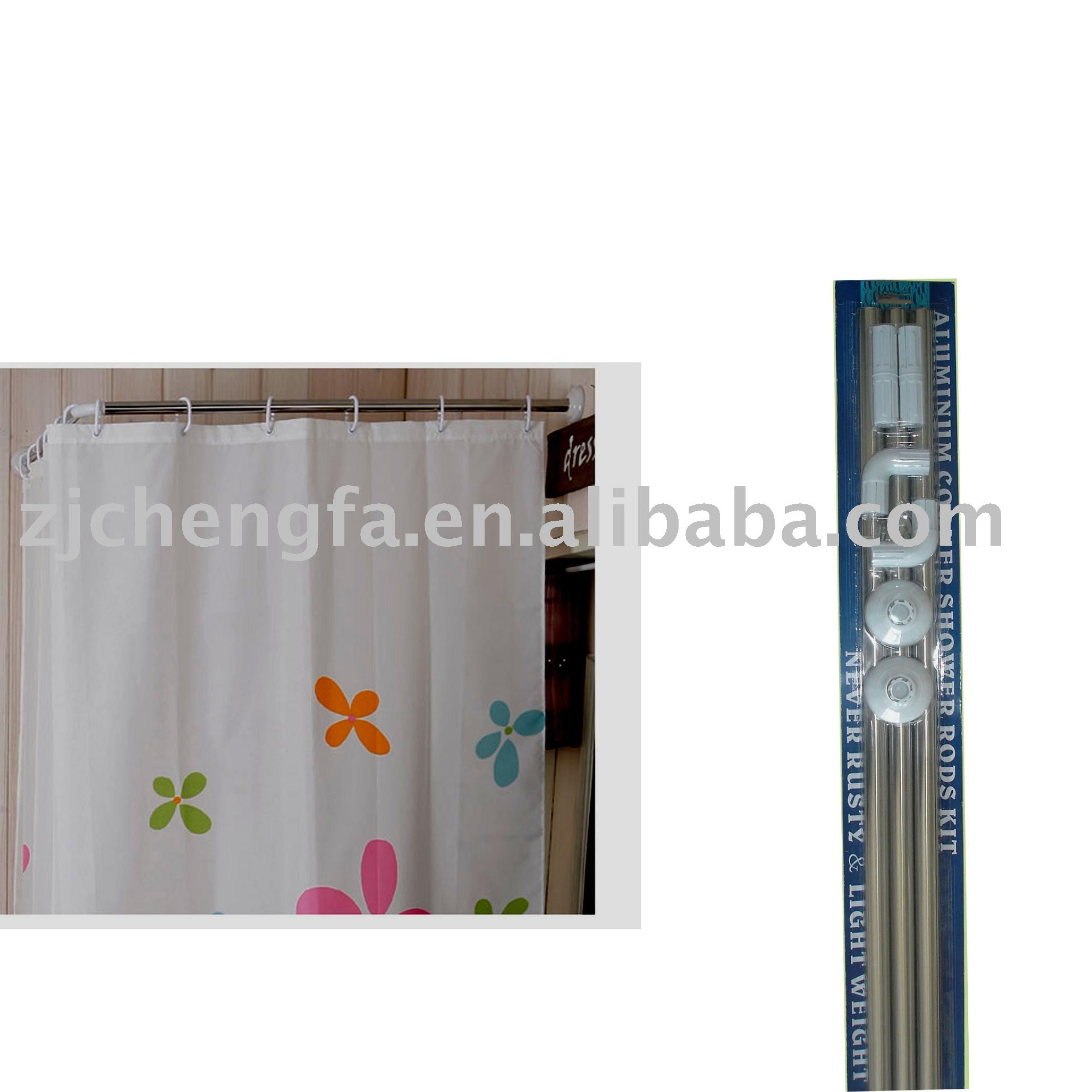 L Shaped Shower Curtain Rods, L Shaped Shower Curtain Rods ...