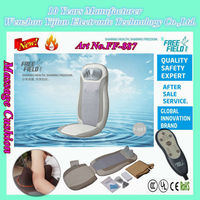 Electric Massage Pillow, Massage Cushion. Massage Open the Back Pads, F-887 Massage Pad,