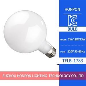Foreign trade sales KC certification G65/G90/G110 220 v LED ball steep light 7W/12W/15W