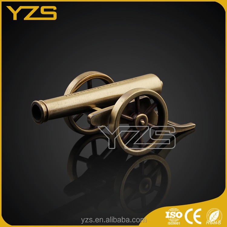 China factory custom different types metal cannon