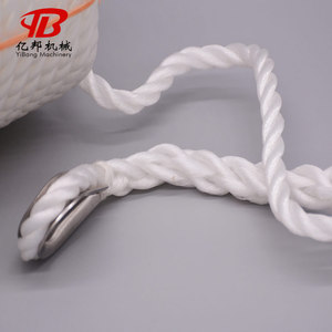 tomato tying twine 3/4 strands PP PE twisted rope made in China