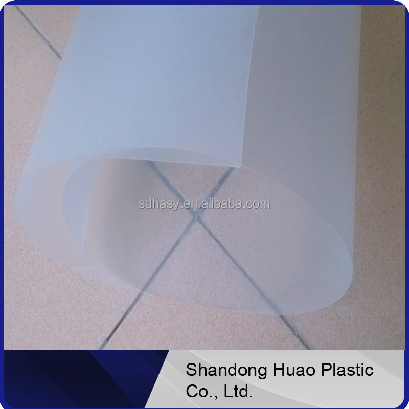 translucent HDPE sheet