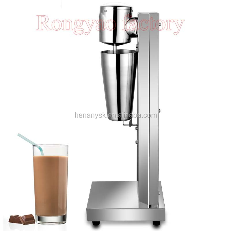 Commercial Multifunctional Single Head Milk Shake Machine Stainless Steel Blender Mixer