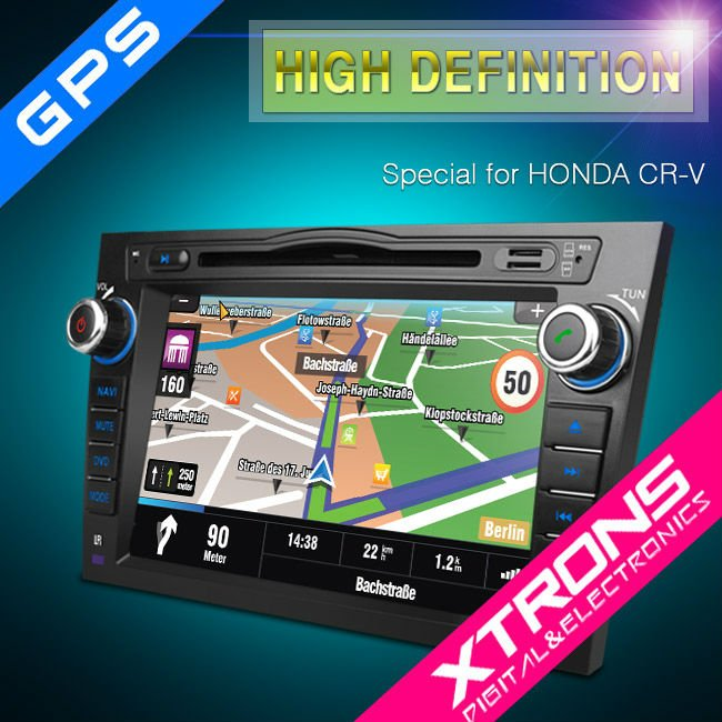 "8"" HD Touch screen DVD gps navigation"