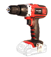 N in ONE Discount 18v cordless drill