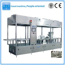 2-50ml Vial Liquid Filling and Rubber Stoppering Machine