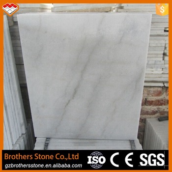 China New Style Pure White Marble Price In India Guangzhou Supply Guangxi  White Marble Slab - Buy Guangxi White Marble Slabs,China White Marble
