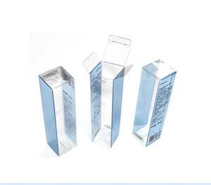 plastic factory supply3d fold packaging box