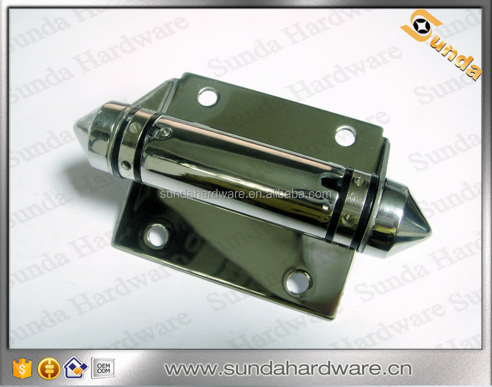 Heavy Duty Soft Close Gate Hinge With Strong Spring For Pool Fencing