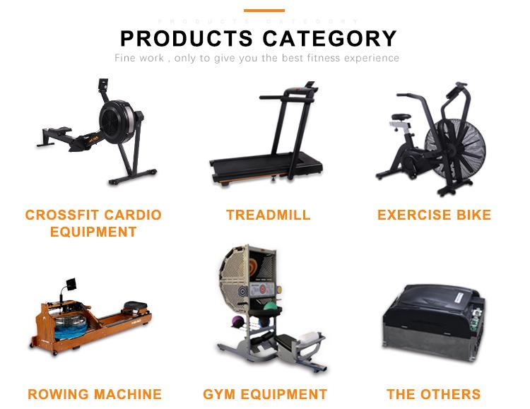 Máquina de enfileiramento comercial do equipamento do Gym da máquina da aptidão de JR05 Oem