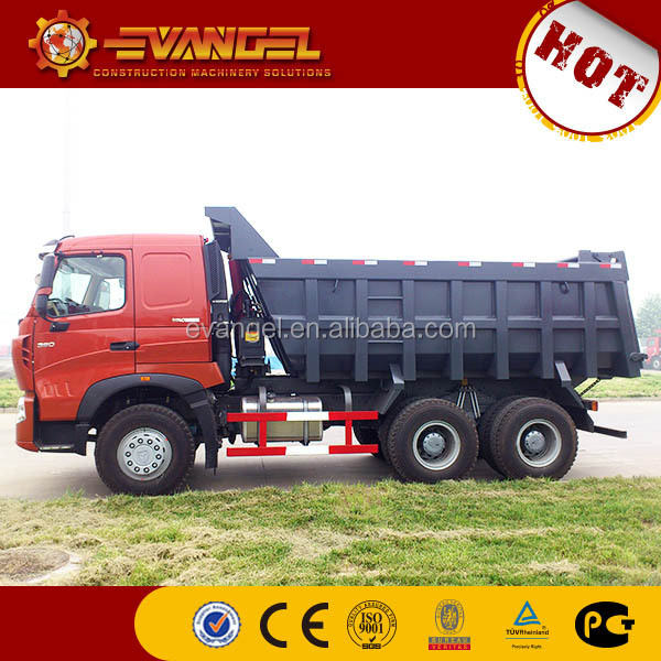 Sinotruk 6x4 336hp Howo used Dump Truck for Sale