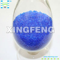 China Silica Gel Color Blue Moisture Adsorbent