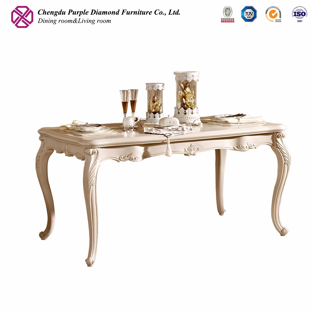 2016 new design wooden carved luxury french style console table