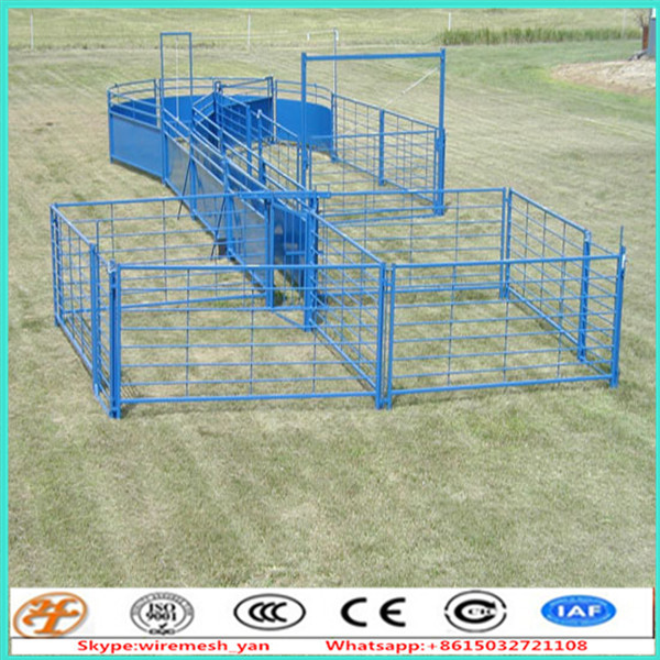 Anti Crush Design Farming Equipment Portable Goat Sheep Fence ...
