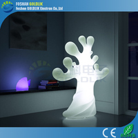 Garden Ornament With Dreamlike light