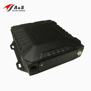 Full HD 1080P Vehicle Blackbox DVR 8CH GPS 3G 4G WIFI Mobile DVR Bus SD HDD SSD MDVR With H.264 Free Player CMS Software