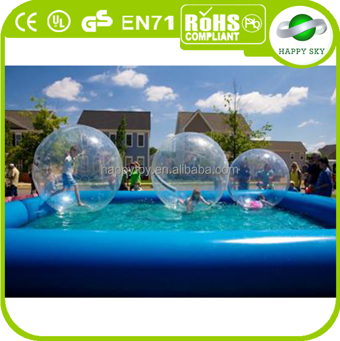 HI CE Promotion water pool big toy/swimming pool promotional products