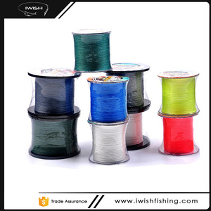 Hawaii Fishing Supplier 3000M Colorful Braided Fishing Line For Sale