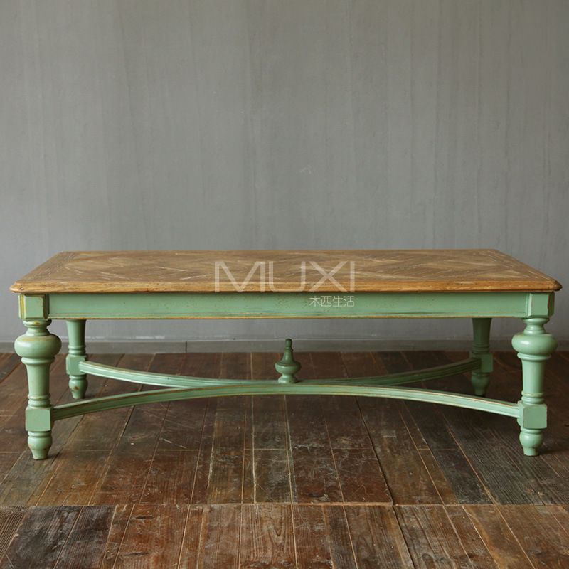 10 off promotional spot to do the old vintage french country style coffee table elm wood coffee. Black Bedroom Furniture Sets. Home Design Ideas